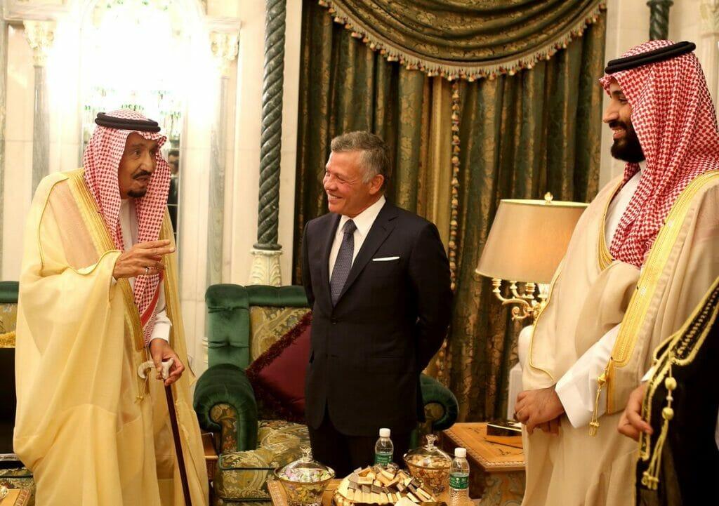 """الأحداث تتسارع والغموض سيد الموقف.. """"واشنطن بوست"""" تكشف أسباب الخلاف السعودي الأردني"""