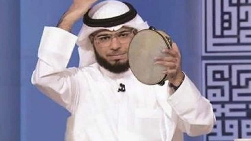 """""""شاهد"""" وسيم يوسف: الأغاني لا تفطر وسمعني بحبك موت لوائل كفوري!"""