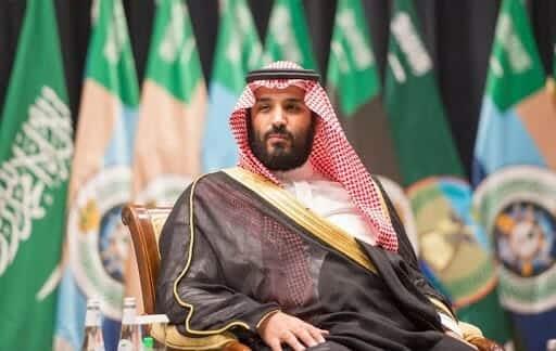 محمد بن سلمان ، مجموعة العشرين