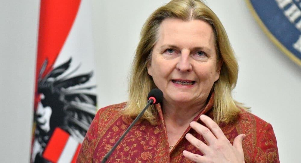 """وزيرة خارجية النمسا لـ""""ابن سلمان"""": العلاقات مع السعودية بعد مقتل """"خاشقجي"""" ليست كما قبلها"""