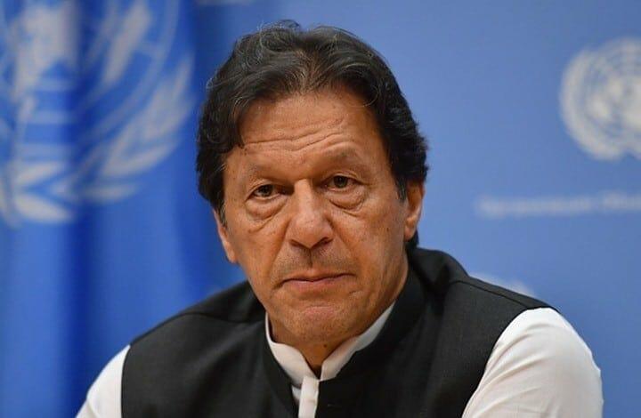 """""""شاهد"""" ماذا قال رئيس الوزراء الباكستاني عمران خان عن أمير قطر عقب مغادرته باكستان"""