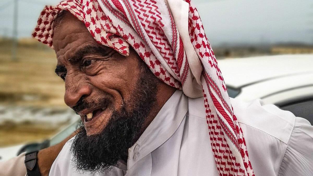 نجم سناب شات السعودي علي بن كرمان