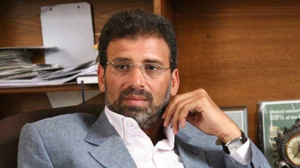 """""""شاهد"""" خالد يوسف خرج عن طوره من فيديوهاته الإباحية.. لا تخالف القانون وهؤلاء من سربوها!"""