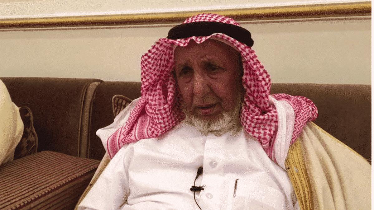 الشيخ طالب بن لاهوم بن شريم
