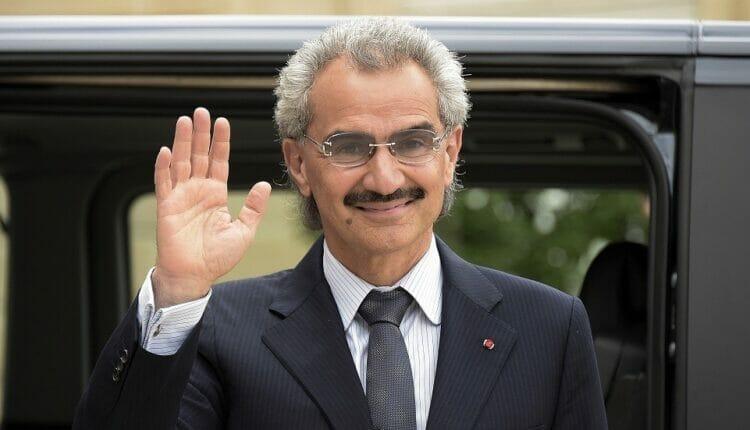 الوليد بن طلال ، نجيب ساويرس
