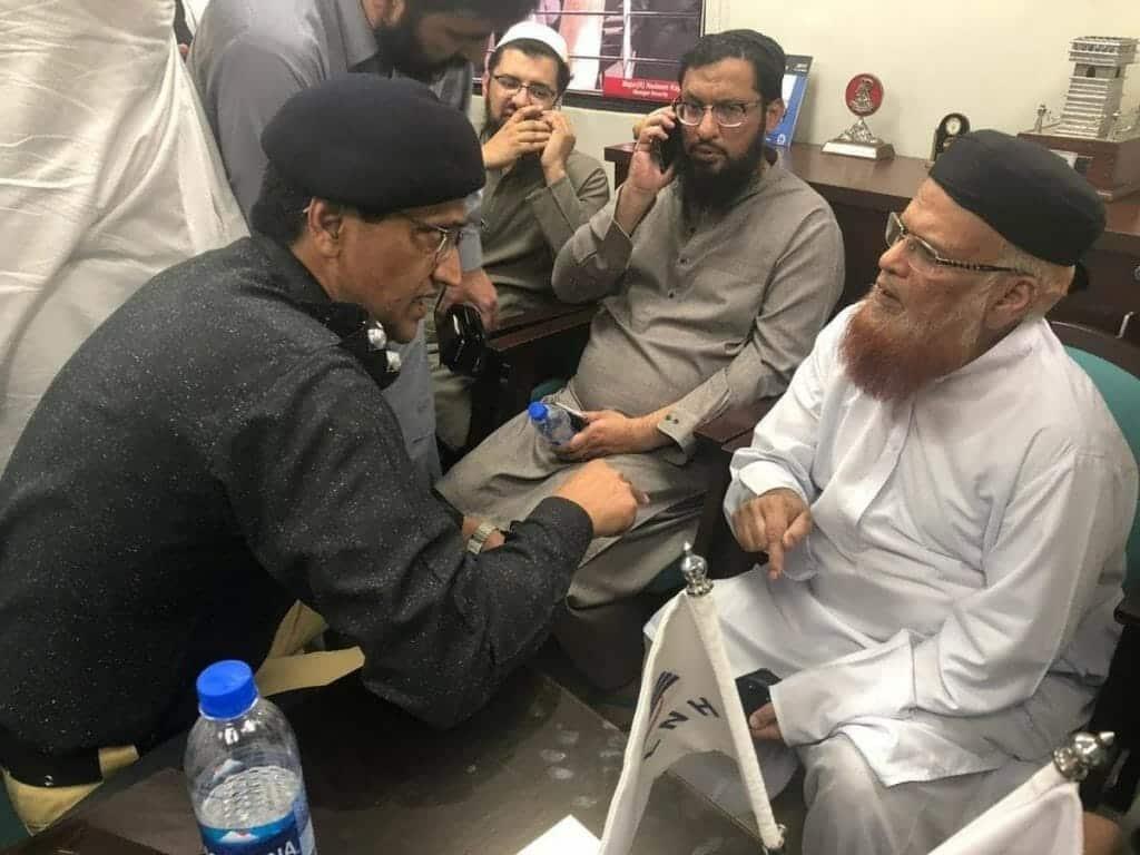 مفتي باكستان تقي عثمان