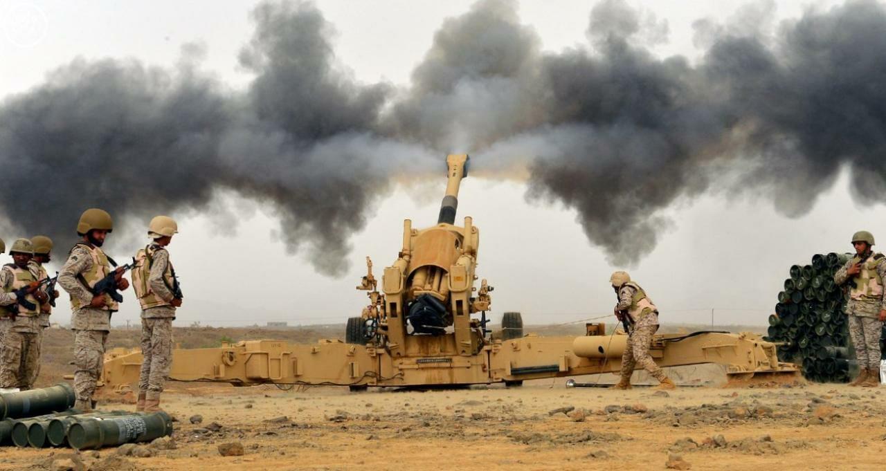 مواقع الجيش السعودي في جيزان تنهار