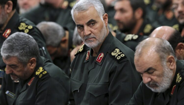 الحرس الثوري الإيراني