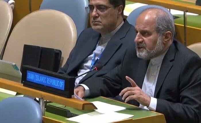 مسؤول إيراني يهزئ وزير خارجية المملكة على الهواء: السعودية هي من رفعت مستوى سلاحها من السيف إلى المنشار وليس إيران