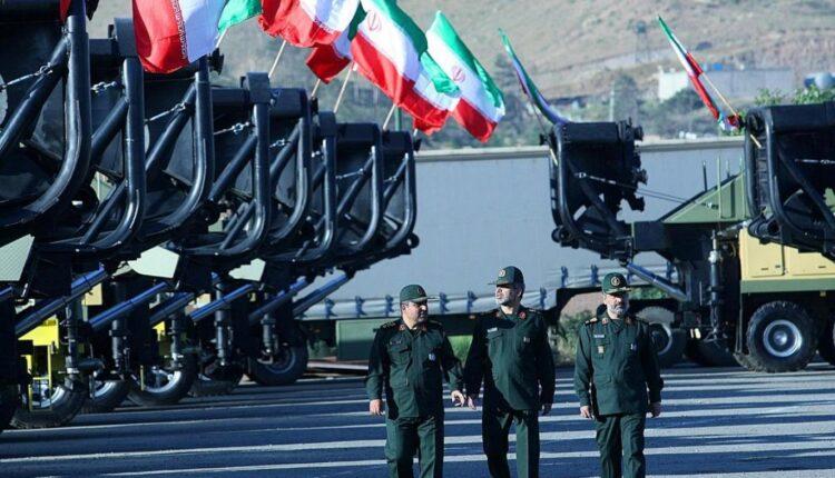 الحرس الثوري الايراني