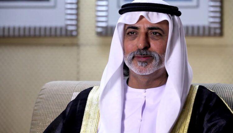 الشيخ نهيان مبارك آل نهيان