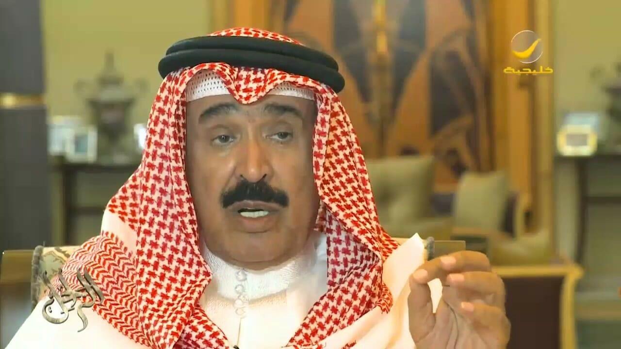 أحمد الجارالله يهاجم راشد الغنوشي