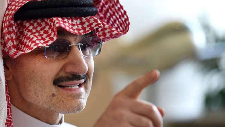 """ابن سلمان يجبر الوليد بن طلال وكبار أثرياء السعودية على استثمار مبالغ هائلة في """"أرامكو"""""""