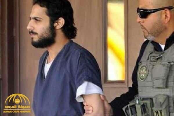 """""""بدا غير متزن ولم يعرف عائلته"""".. """"شاهد"""" أول ظهور للسجين السعودي بأمريكا خالد الدوسري"""