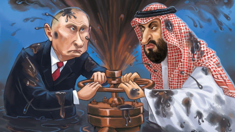 تسريبات خطيرة تنشر لأول مرة.. روسيا تقف وراء الضربة التي قصمت ظهر النظام السعودي باستهداف أرامكو