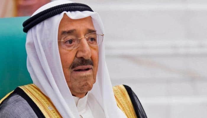 أمير الكويت الشيخ صباح الاحمد