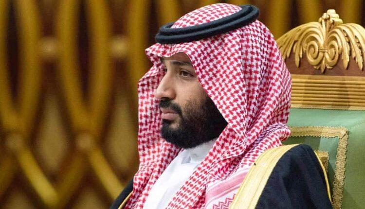 ولي العهد السعودي محمد بن سلمان السعودية