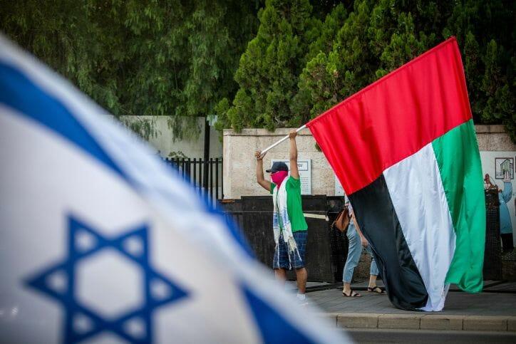 """ابن زايد """"محتار"""" في اختيار موقع السفارة الإماراتية بإسرائيل وأمامه 3 خيارات و""""24″ مليون دولار"""
