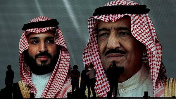 الملك سلمان وولي عهد السعودية