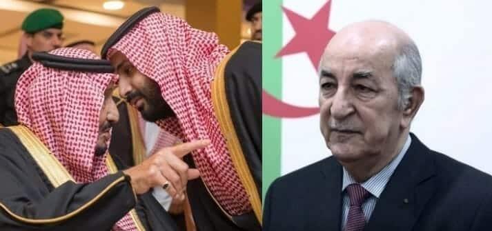 الملك سلمان وولي عهده يصدمان الجزائريين بإعلان سبب مرض الرئيس عبدالمجيد تبون!