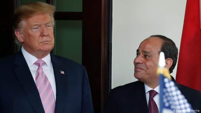 ترامب يوسوس للسيسي حتى يخرب بيته: القاهرة قد تفجر سد النهضة بأي لحظة!