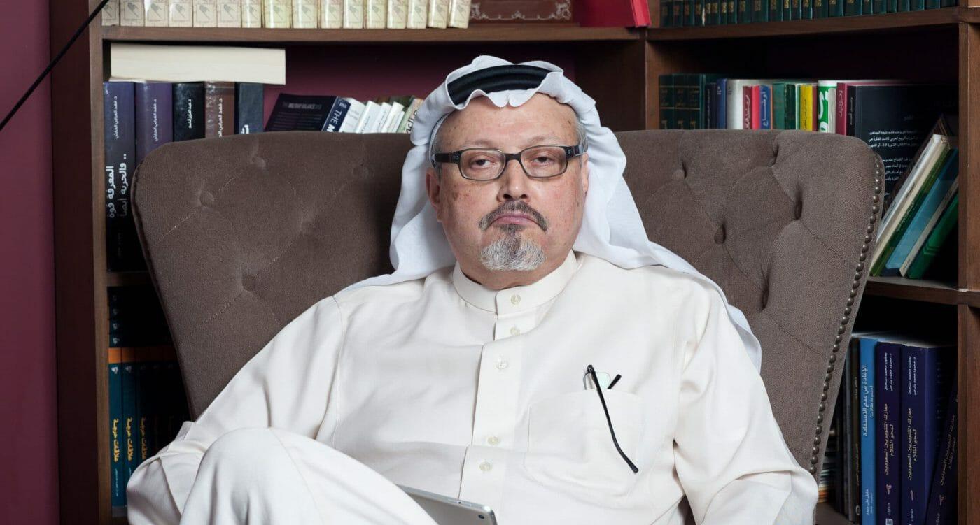 قاتل جمال خاشقجي يظهر على واجهة سفارتي السعودية و الإمارات في واشنطن