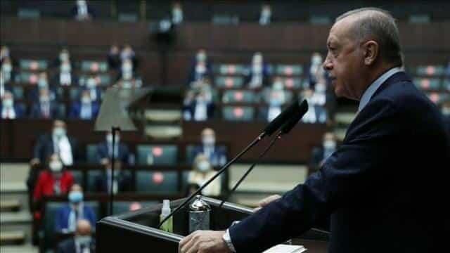"""""""شاهد"""" أردوغان يشفي غليل المسلمين بـ طلع البدر علينا بينما حكام أرض الرسول مشغولون بأمور أخرى"""