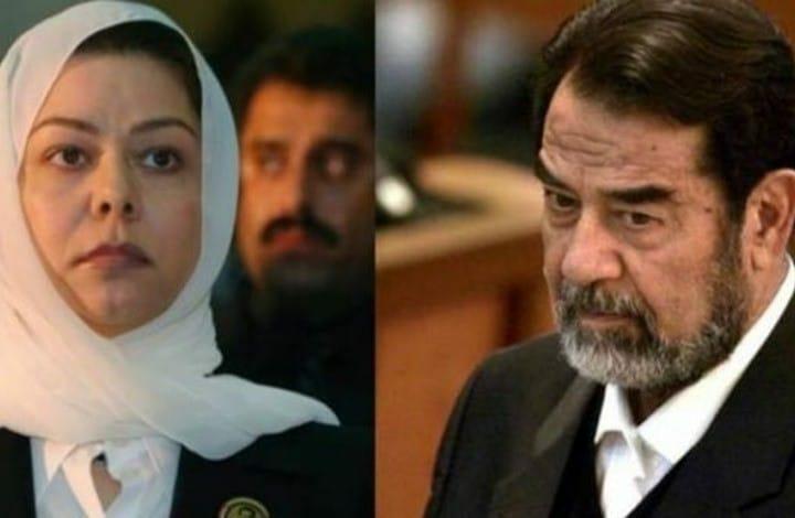 """""""شاهد"""" ما قالته رغد صدام حسين بذكرى إعدام والدها عن """"الحفنة الضالة"""" من حملة جنسية العراق"""