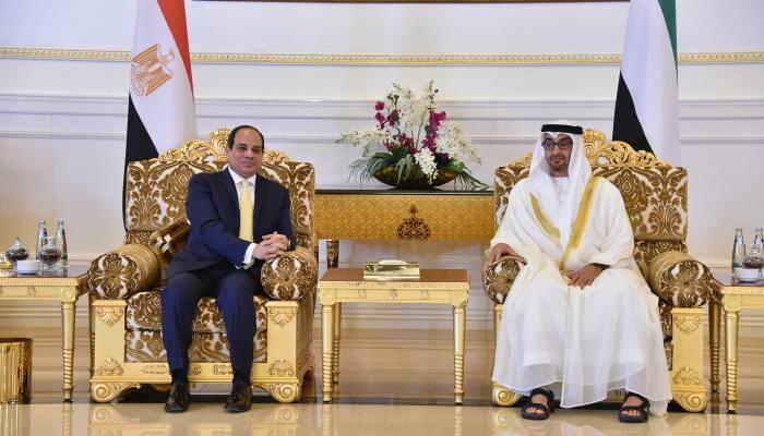 السيسي يطلب وساطة الإمارات والبحرين لإنهاء الخلاف مع السعودية لإنقاذ عرشه قبل فوات الاوان