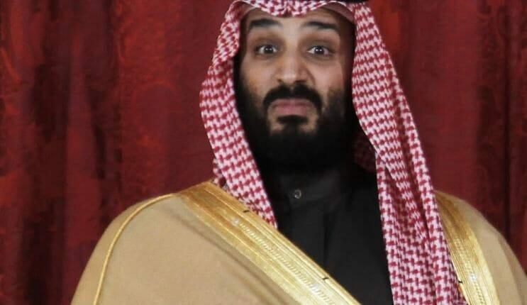محمد بن سلمان - سعد الجبري