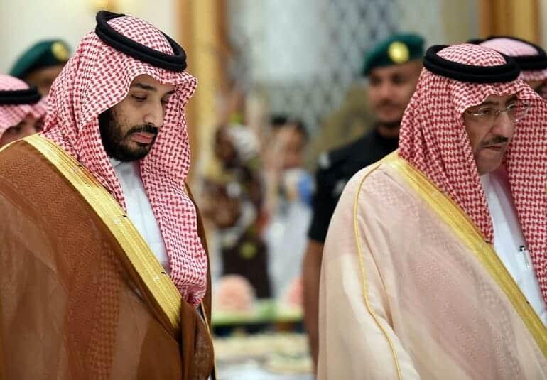 """أمير سعودي: الأيام القليلة القادمة ستشهد إعلان ابن سلمان ملكاً على السعودية.. ما علاقة مقتل اللواء """"الفغم""""؟"""