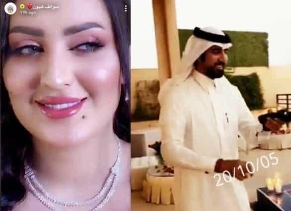 شاهد السعودية هيون الغماس هل خانت صديقتها وسرقت زوجها منها وتزوجته وطن يغرد خارج السرب
