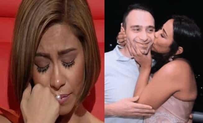 مفاجأة مدوية .. هذا ما فعله حسام حبيب مع زوجته شيرين عبدالوهاب واثار جنونها وطلبت الطلاق!