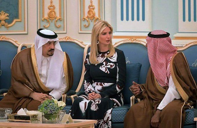 أمراء آل سعود سيحزنون على فراق إيفانكا.. ماذا سيفعل ابن سلمان بعدما وضع كل بيضه بسلة كوشنر!