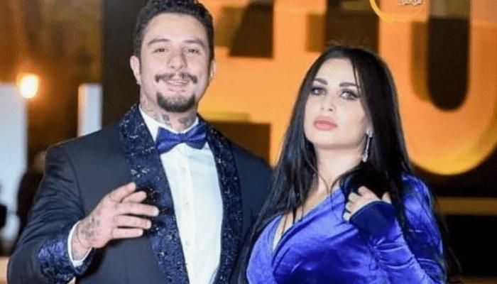 """""""شغال بوس"""" .. أحمد الفيشاوي يتباهى بـ""""وقاحته"""" في المهرجانات وهذا كشفته زوجته عما يحدث بينهما!"""