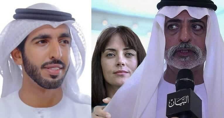 نجل وزير التسامح الإماراتي تناسى فضيحة والده الجنسية ونشر هذه التغريدة حتّى فضحه المغرّدون!