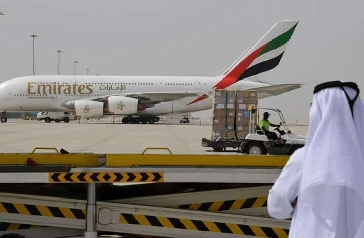 شركة طيران الإمارات