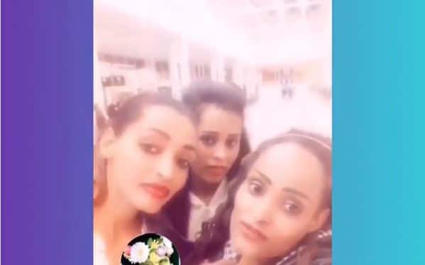 """""""الدنيا دوارة"""".. """"شاهد"""" عاملات إثيوبيات يسخرن من اللبنانيات ويدعوهن للعمل لديهن خادمات!"""