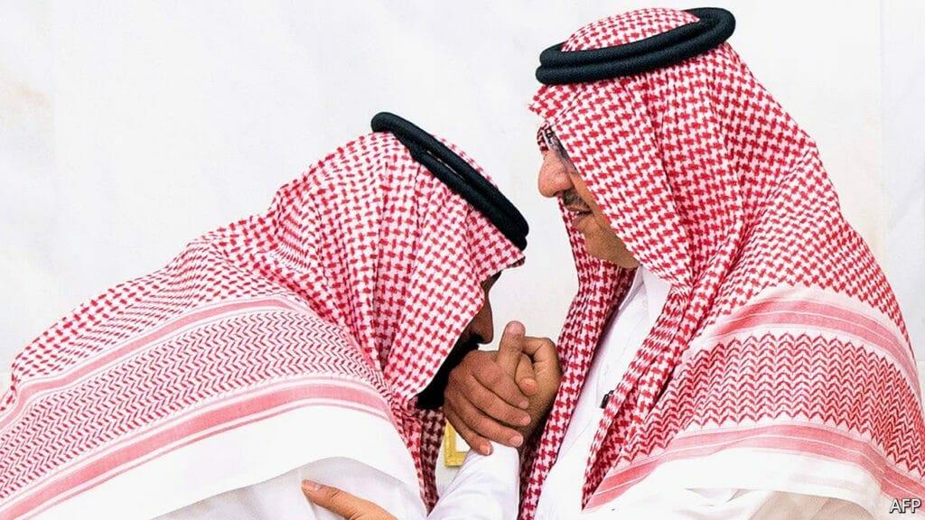 """""""تصفية"""" محمد بن سلمان .. صحيفة عبرية تفجر مفاجأة عن عودة الأمير محمد بن نايف"""