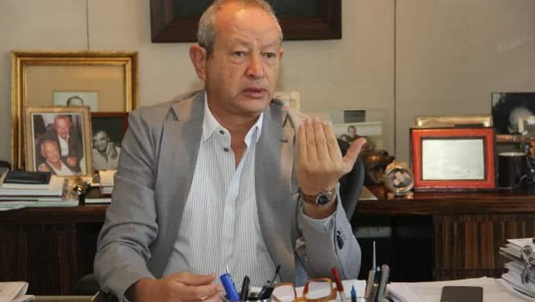 """""""ربنا جابلي حقي"""".. هذا ما قاله نجيب ساويرس عن """"حيتان"""" الجزائر الذين يقبعون بالسجن الآن وأثار الجدل"""
