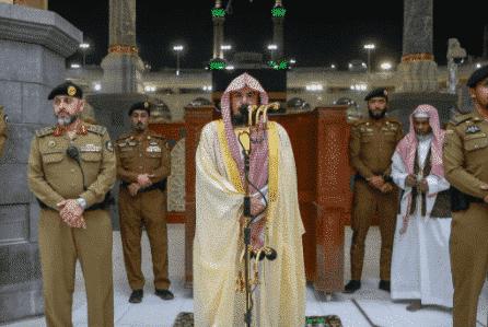 عبد لرحمن السديس يقود المملكة السعودية نحو التطبيع