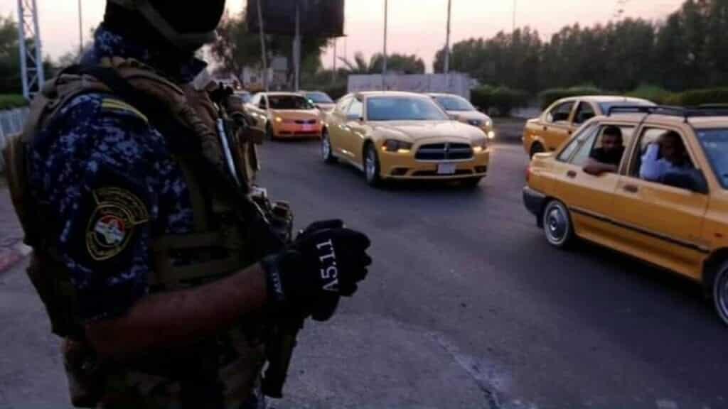 جثة ضابط جيش تثير الذعر بين العراقيين وهذا ما حدث وسط بغداد في ظروف غامضة