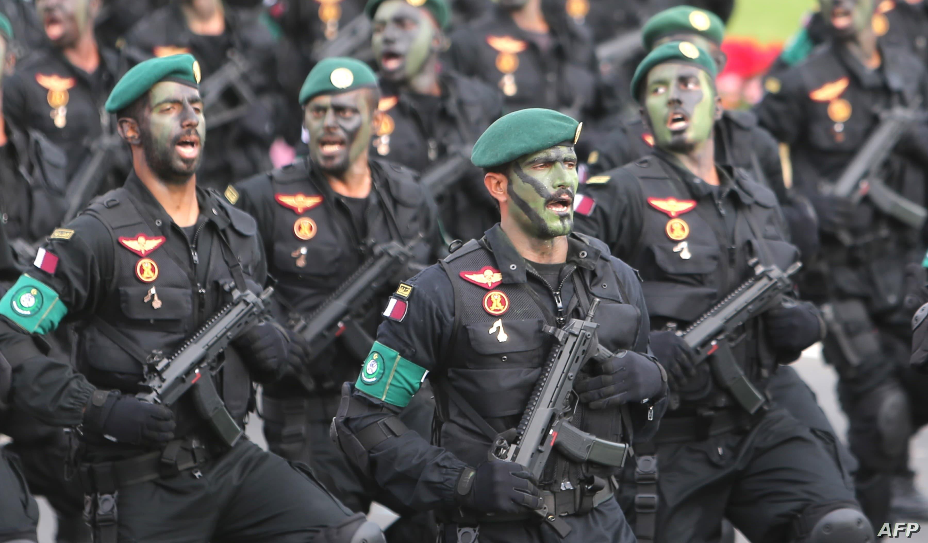 القوات الخاصة القطرية