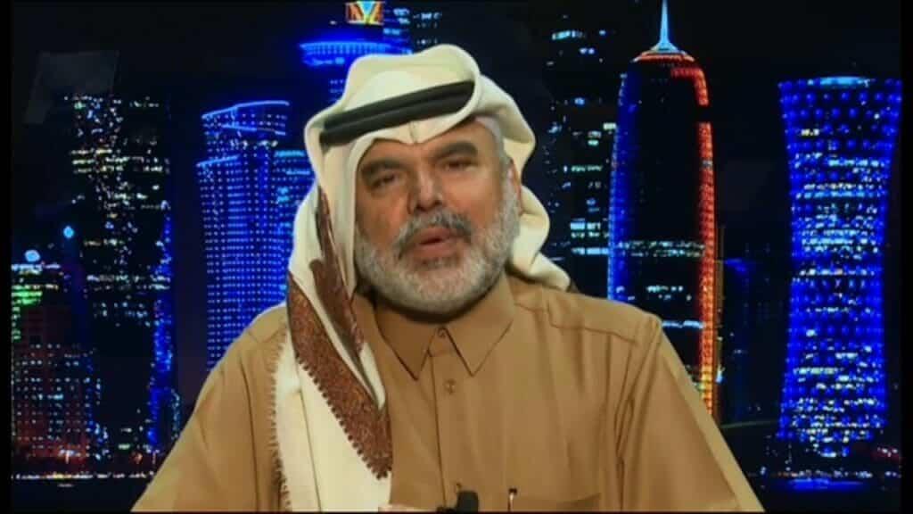 """""""شاهد"""" تصريحات محلل قطري تُربك ابن زايد في قصره وموقع إماراتي تديره مخابرات أبوظبي يستنفر ضده"""