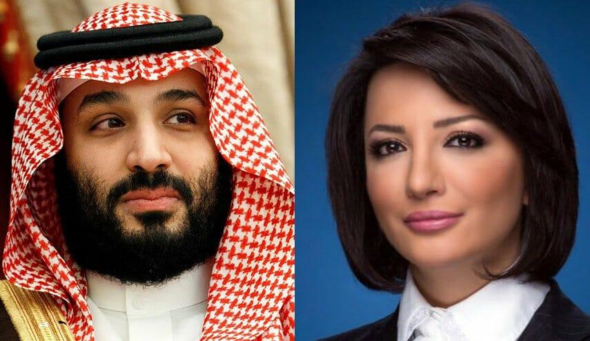 أين الجثة.. مذيعة الجزيرة غادة عويس تتحدى محمد بن سلمان في تغريدة نارية