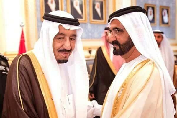 """الإمارات ترفع الراية البيضاء أمام قطر وهذا ما أبلغ به حاكم دبي الملك سلمان والـ13 شرطا """"باي باي"""""""