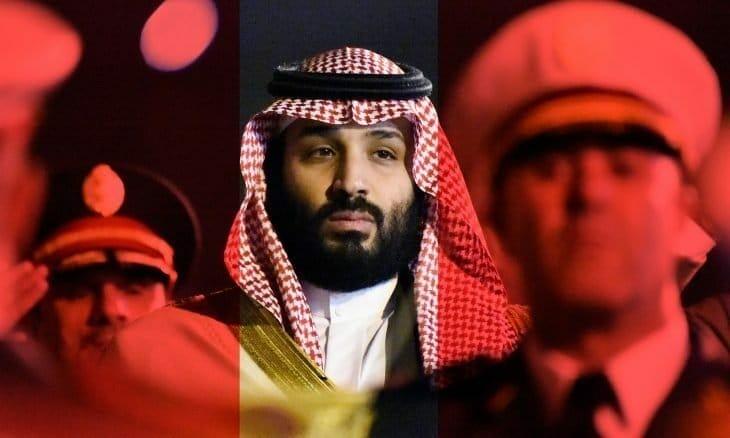 """الشعب يريد طرد ابن سلمان.. """"شاهد"""" مظاهرات حاشدة في تونس وتكتم رسمي على برنامج الزيارة وموعدها"""