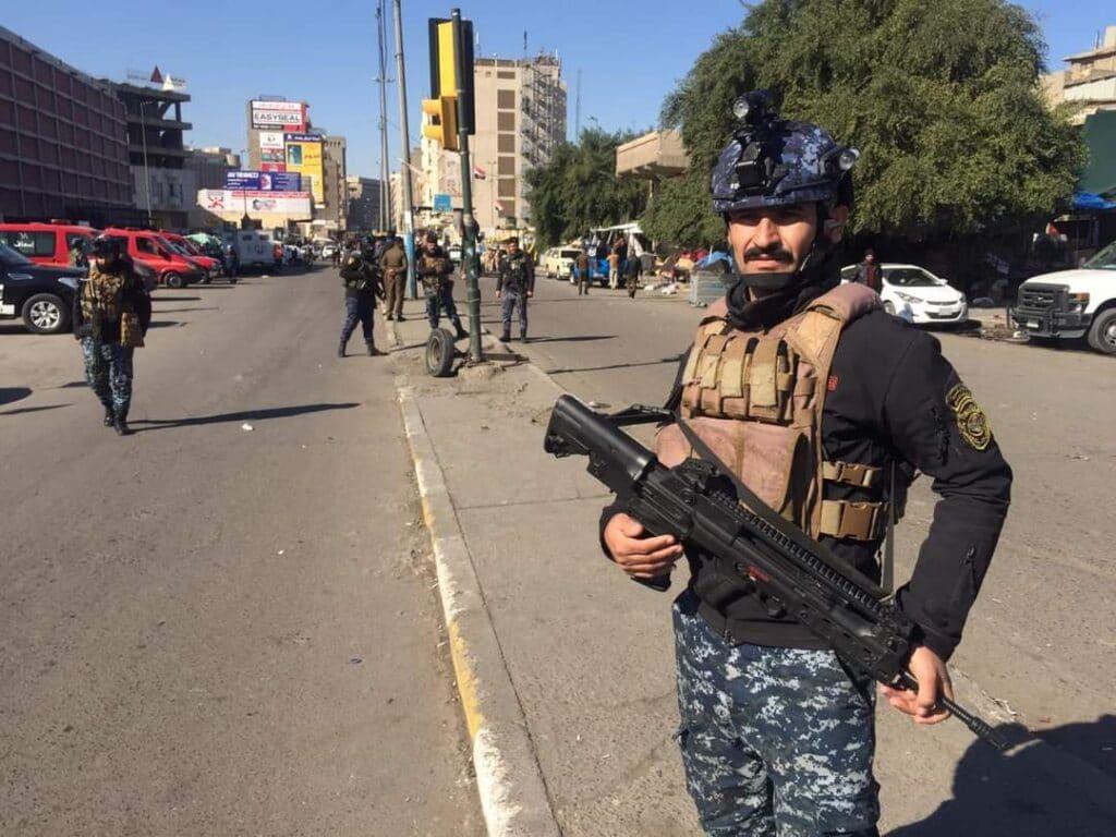 هؤلاء هم الذين توعدتهم رغد صدام حسين بالمحاسبة بعد انفجار بغداد