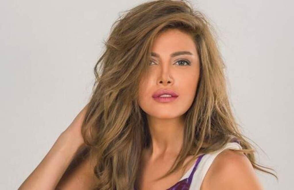 قبلة ريهام حجاج لزوجها تثير ضجة واسعة .. ما علاقة طليقته ياسمين عبدالعزيز!