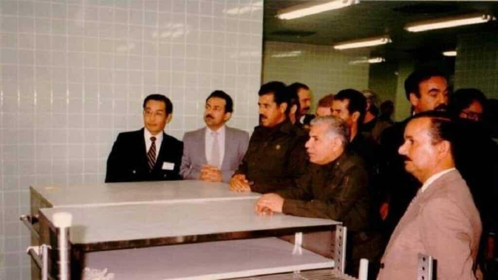"""الموت يفجع رغد صدام حسين .. من هو والد """"رفيقات الطفولة"""" الذي بكته؟!"""